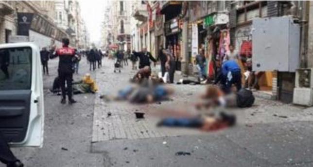 هجوم اسطنبول