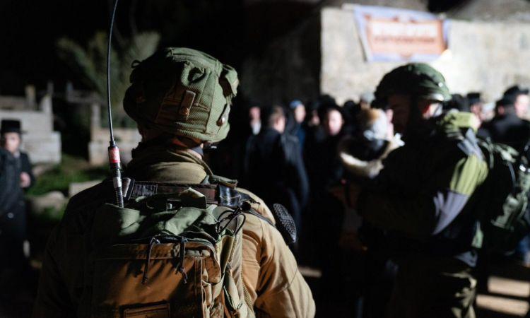 الاحتلال يعتقل مواطنة وابنتها في بلدة يعبد جنوب جنين