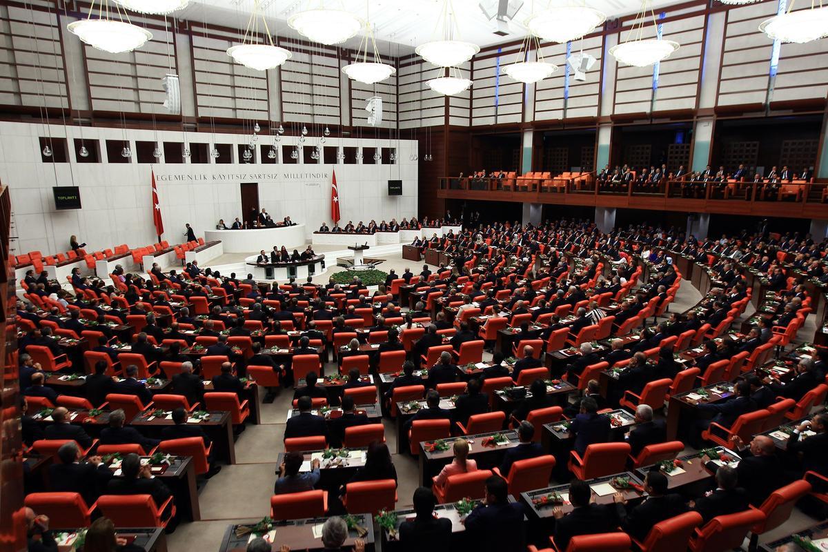البرلمان التركي يفشل في اختيار رئيس له