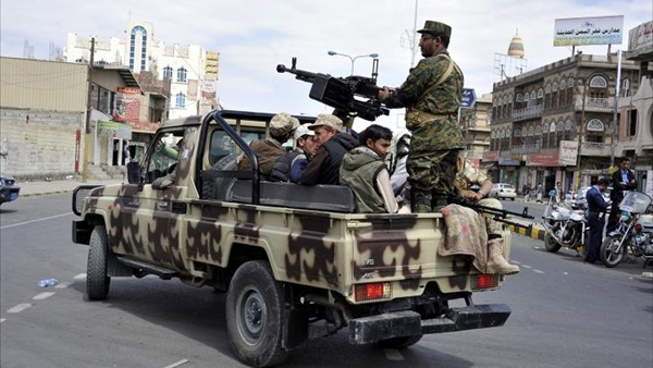 الشرطة اليمنية