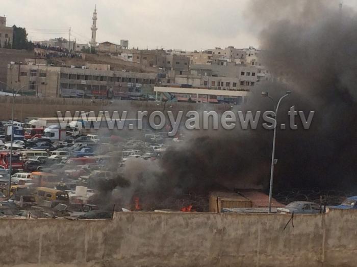 انفجار عمان