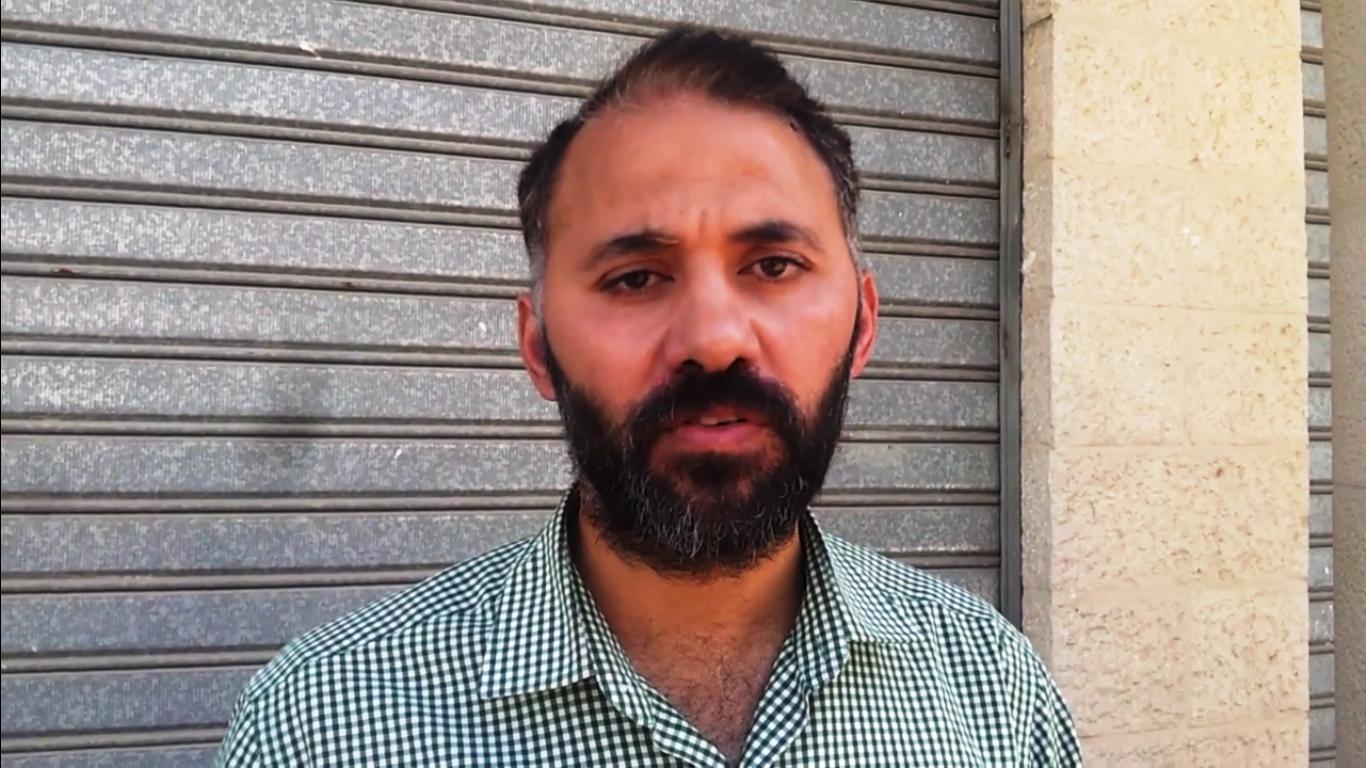 فيديو   إطلاق سراح الصحافي طارق أبو زيد