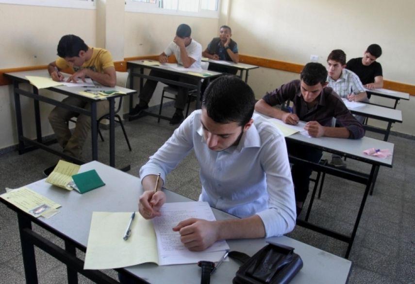 أكثر من 84 ألف طالب يتقدمون لامتحان الثانوية العامة غدا