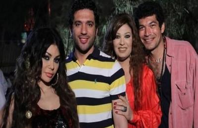 مسلسل هيفاء وهبي يواجه أزمة بسبب حسن الرداد Zamn Press