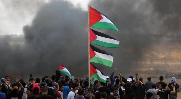"""غزة تستعد لمسيرات """"مستمرون"""""""