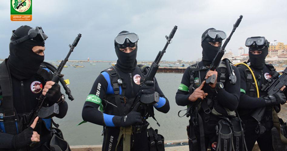 """""""معاريف"""": حماس تعزز من قدراتها العسكرية البحرية أكثر من البر"""
