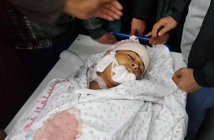 استشهاد طفل فلسطيني برصاص الاحتلال قرب بلدة بيت أمر شمال الخليل