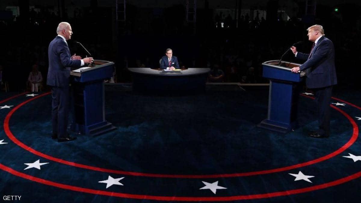 """90 دقيقة """"مشتعلة"""".. ماذا حدث في المناظرة الأميركية الأولى؟"""
