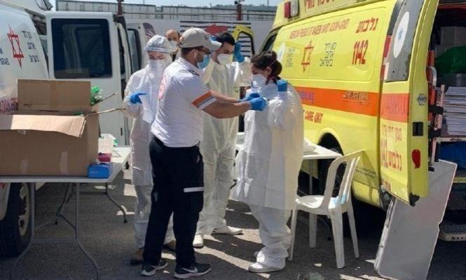 الصحة الإسرائيلية: حصيلة كورونا النشطة 36378 والوفيات ترتفع لـ474