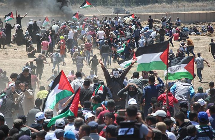 هل تخطط الفصائل بغزة لإعادة مسيرات العودة؟