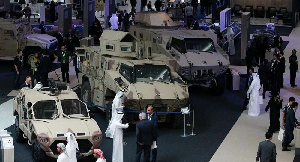 """لأول مرة """"إسرائيل"""" ستشارك في معرض الصناعات العسكرية بأبو ظبي"""