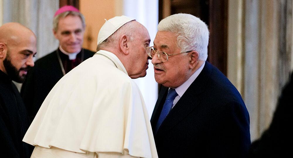 """الفاتيكان يعرب عن قلقة إزاء مخطط """"الضم"""" ويستدعي سفير الاحتلال"""
