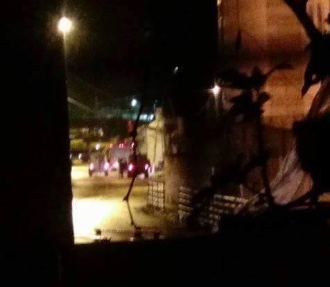 بيتا: الاحتلال يهدم 6 بركسات للخضار والفواكه