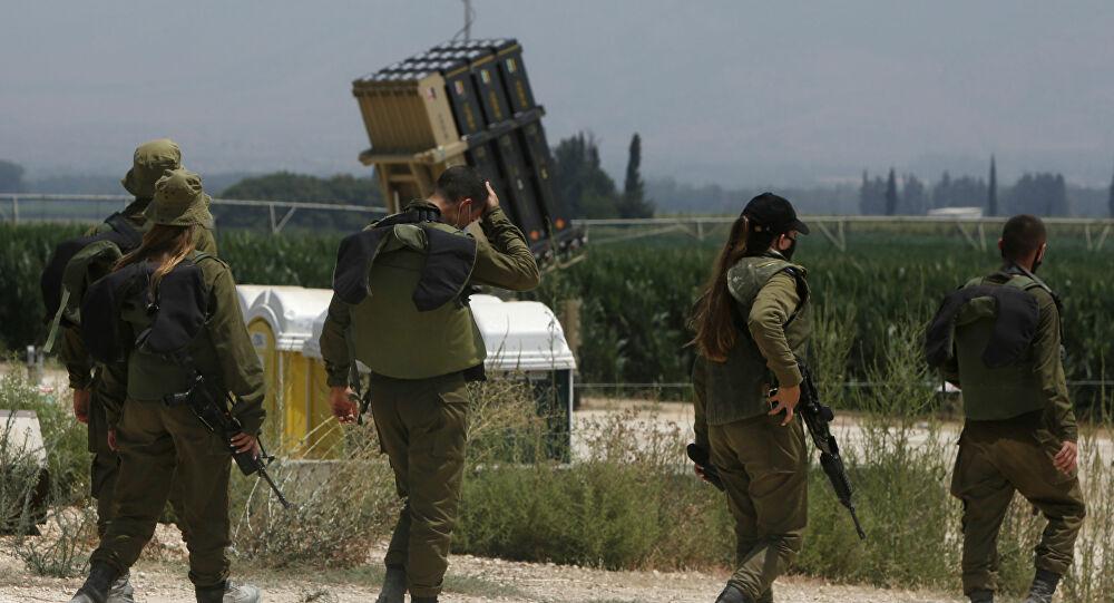 الجيش الإسرائيلي ينهي تمرينا موسعا على حدود غزة