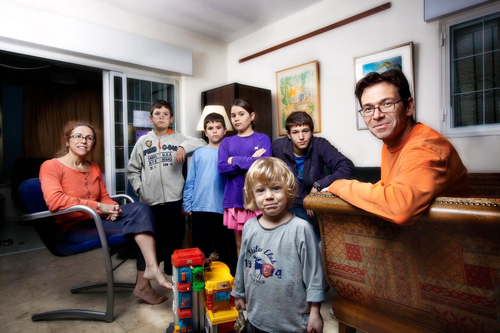 عائلة اسرائيلية
