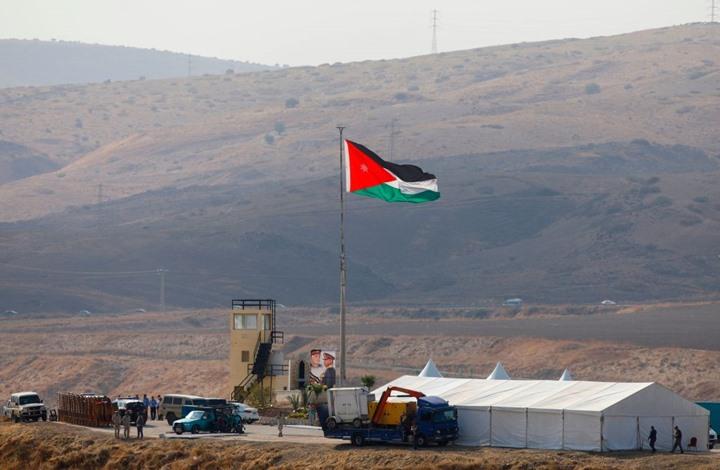 إصابة مواطن برصاص الاحتلال بتهمة التسلل من الاردن