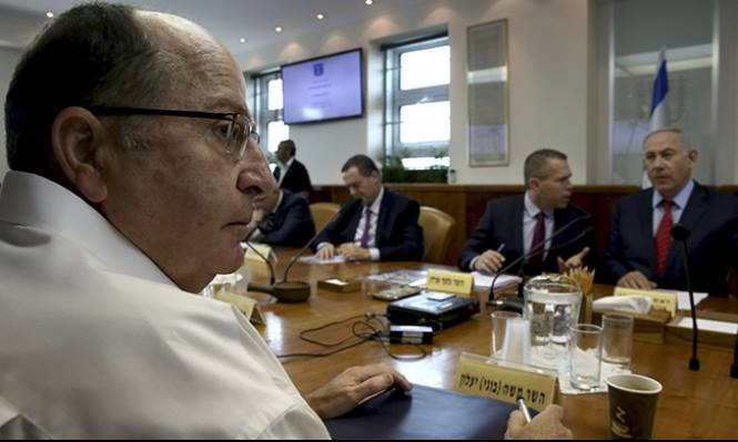 نتنياهو ويعالون أخفيا معلومات كبيرة أثناء حرب غزة