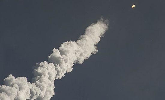 الجيش الإسرائيلي يؤكد فشله باعتراض صاروخ أطلِق من سورية وسقط بالنقب