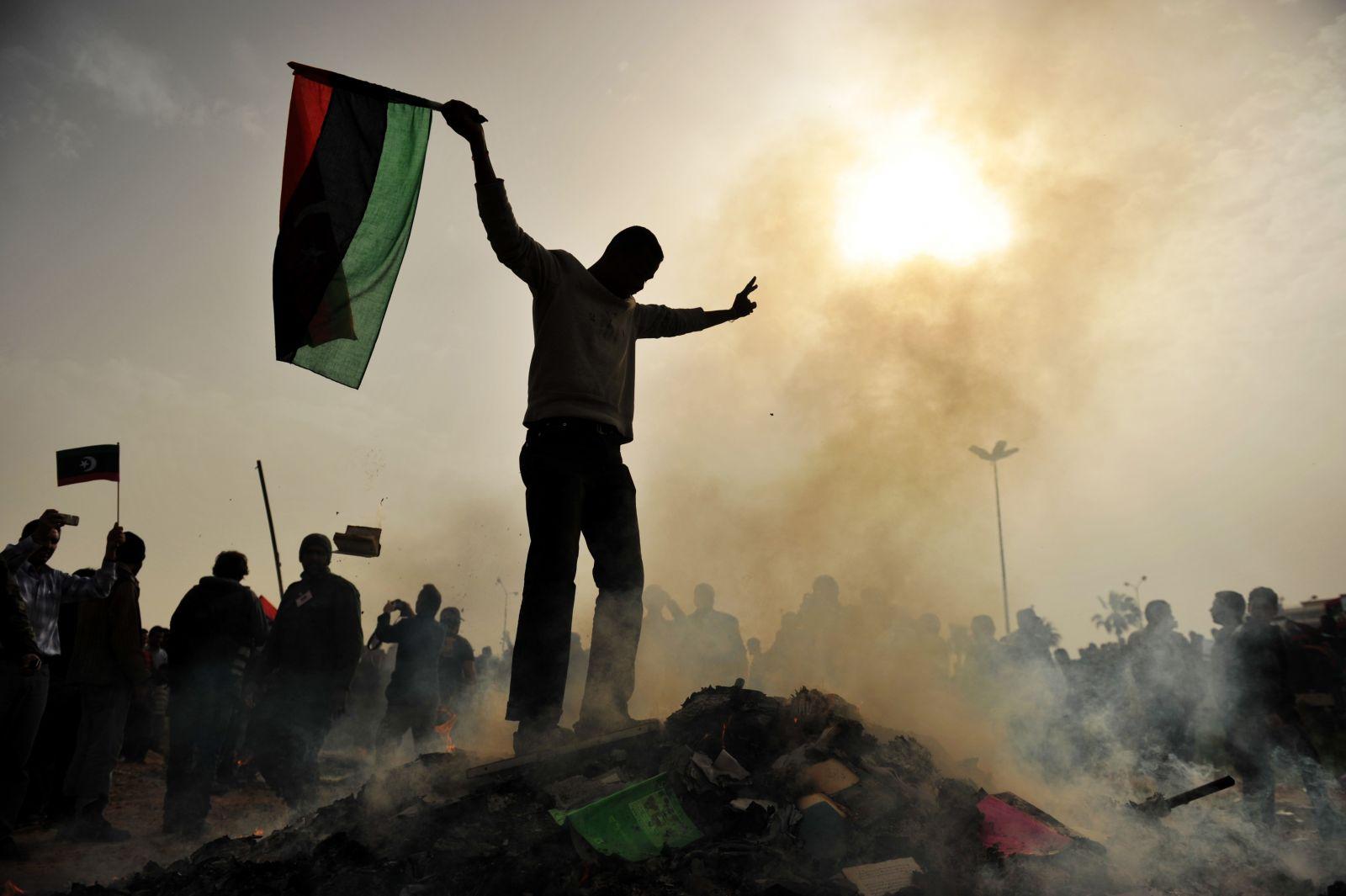 تدخل ايطاليا في ليبيا يحتاج لموافقة البرلمان