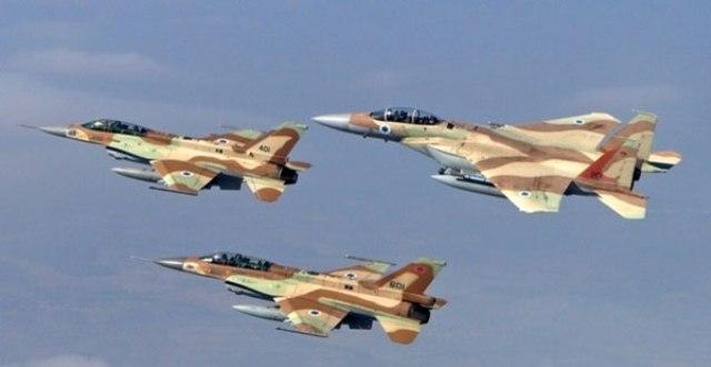 قصف مصر لغزة