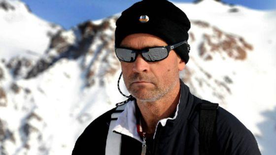 وفاة مستكشف قبل 50 كم من عبوره القطب الجنوبي