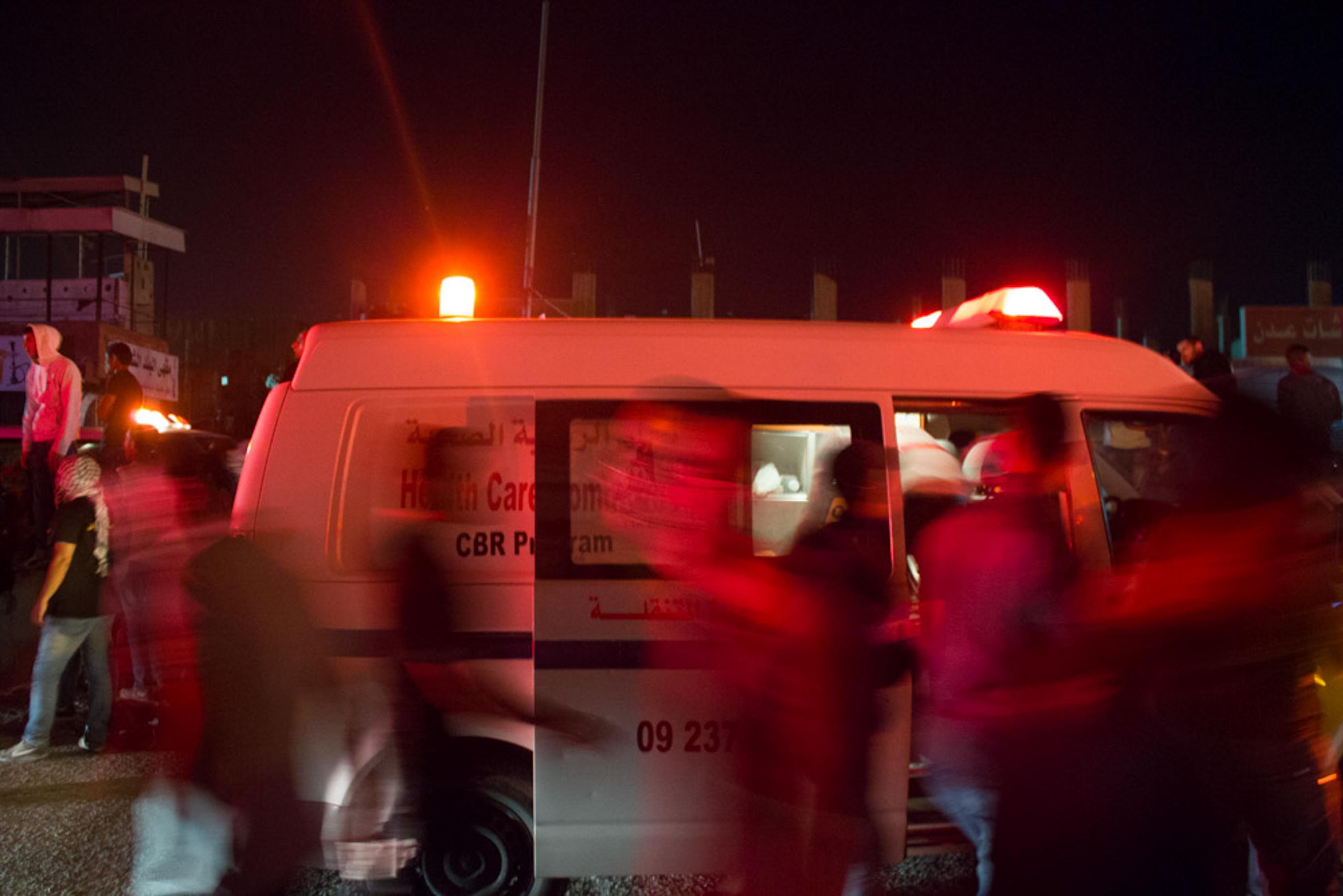 مقتل شاب بإطلاق نار شرق خان يونس