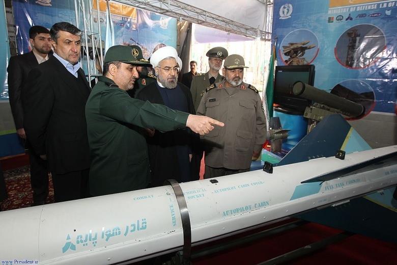 هكذا تبني إيران