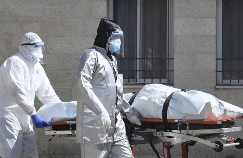 15 وفاة و756 إصابة جديدة بكورونا في فلسطين