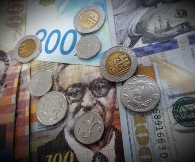 أسعار العملات مقابل الشيكل اليوم 2/11/2019