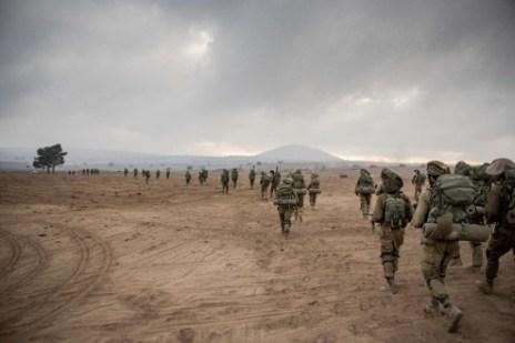 الجيش الإسرائيلي يتجهز لمواجهة عمليات التسلل خلف الخطوط