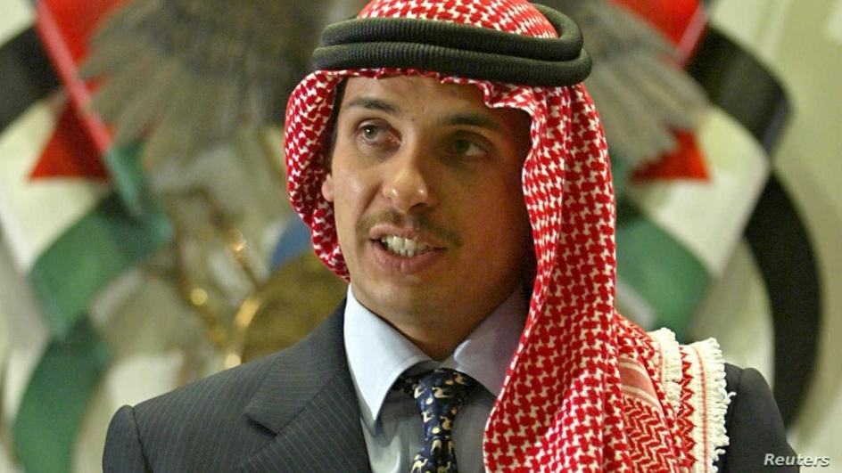 تقارير أردنية: ضابط من الموساد على علاقة بالأمير حمزة
