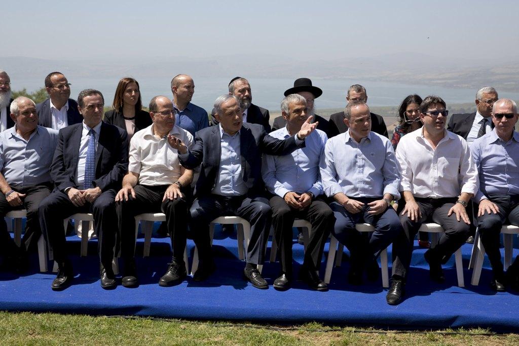 سوريا: اجتماع الحكومة الإسرائيلية في الجولان باطل شكلًا ومضمونًا
