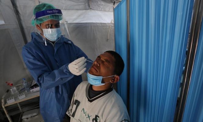 الصحة الفلسطينيّة: 26 حالة وفاة بكورونا و1502 إصابة جديدة