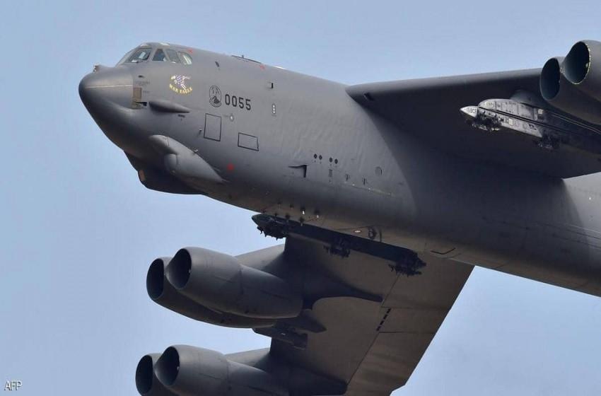 قاذفتا B-52 تمرّان بالأجواء الإسرائيلية في طريقهما للخليج