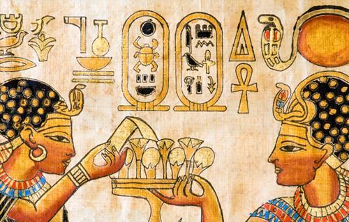 """قدماء المصريين أول من عرف """"البوفيه المفتوح"""""""