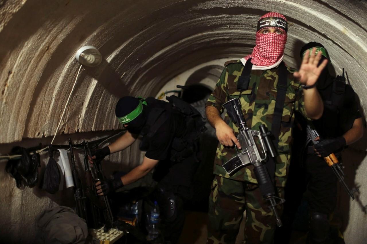 انفاق غزة