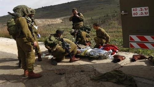"""إصابة جندي """"إسرائيلي"""" بجروح خطيرة داخل قاعدة عسكرية في غور الأردن"""