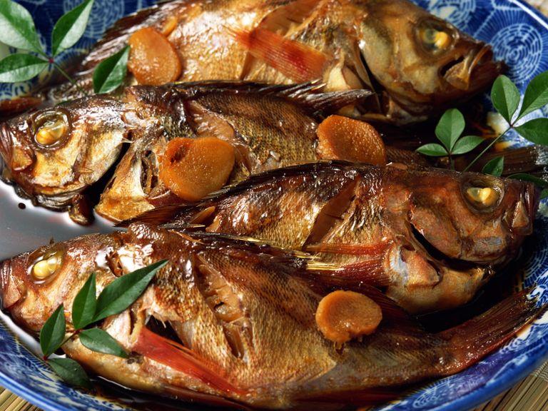 ما فائدة تناول السمك خمس مرات في الأسبوع