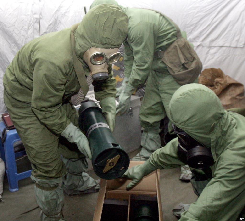 داعش خطط لاستخدام غاز الخردل في العراق وسوريا