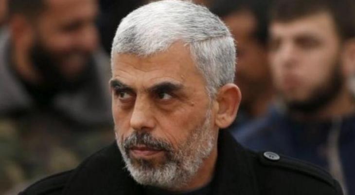 """""""حماس"""" تعلن إصابة يحيى السنوار بفايروس """"كورونا"""""""