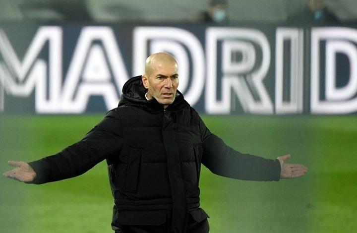 زيدان يقرر الرحيل عن ريال مدريد.. وهؤلاء مرشحون لخلافته