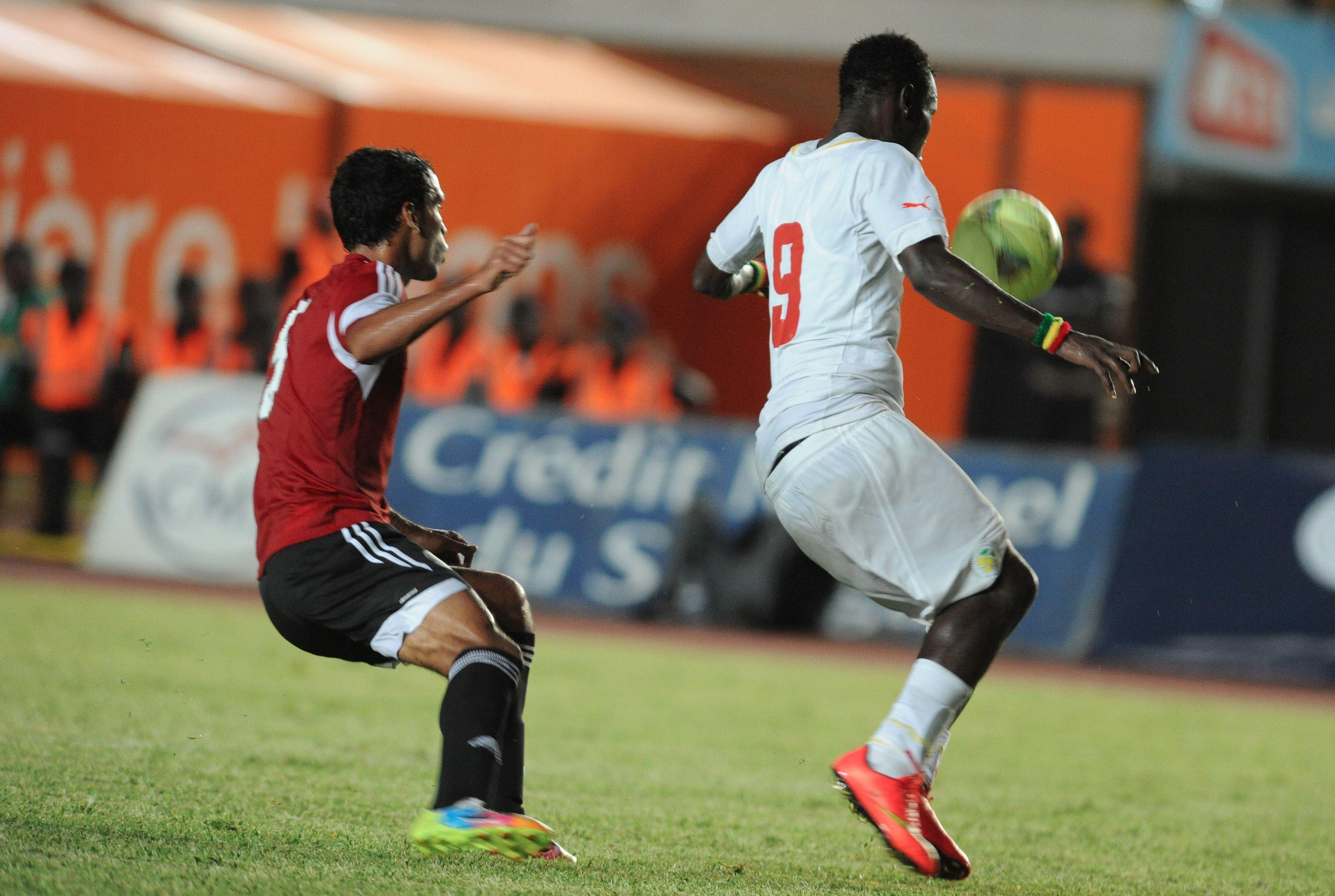 مباراة السنغال مصر