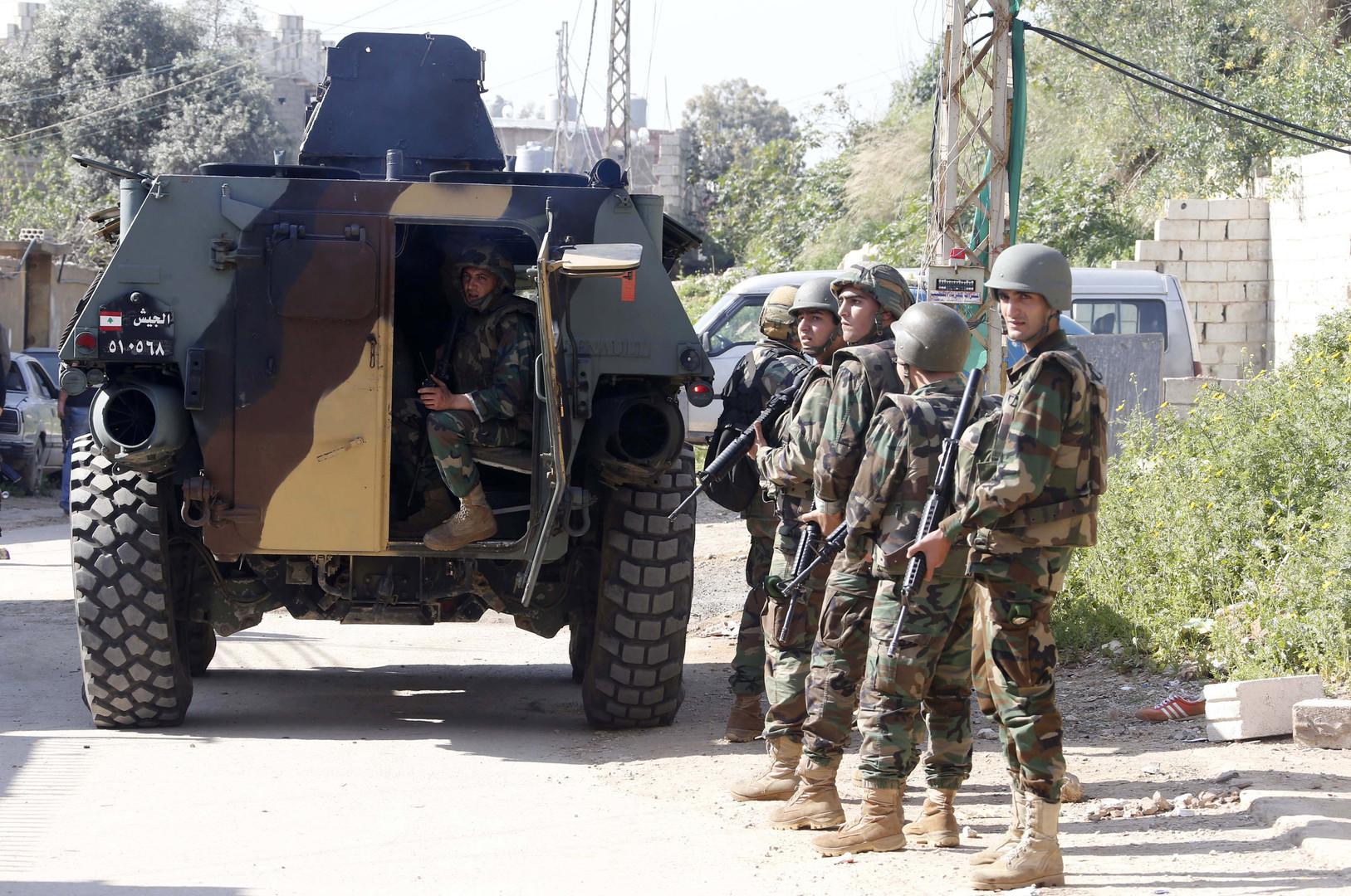 الجيش اللبناني يقتل قياديًا في داعش