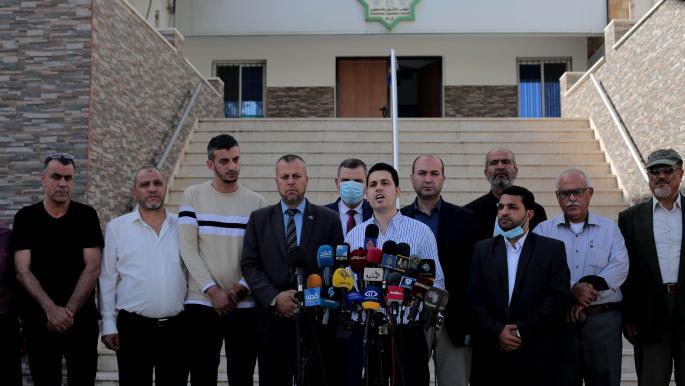 الإعلان عن تشكيل مجلس تنسيقي للقوائم الانتخابية لاستكمال الانتخابات
