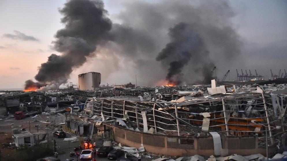 المساعدات لإغاثة لبنان لم تخرج عن الوعود رغم حجم الكارثة
