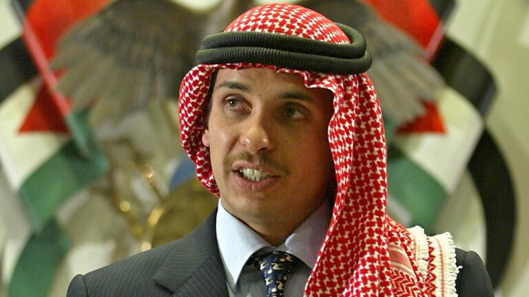 """محامي باسم عوض الله: هناك اتجاه لطلب شهادة الأمير حمزة في """"قضية الفتنة"""""""