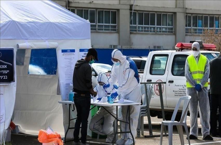 الصحة الإسرائيلية: 5591 إصابة بكورونا و21 حالة وفاة
