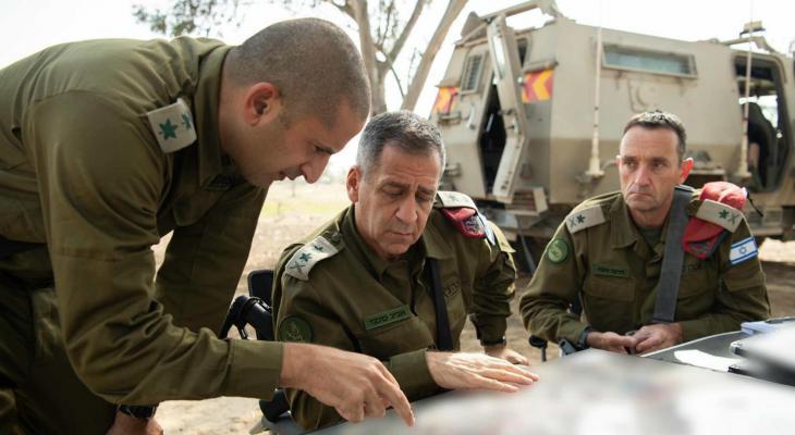 كوخافي يعقد مؤتمرا عملياتيا بشأن العملية الأخيرة في غزة