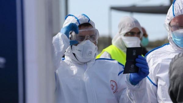الصحة الإسرائيلية: 4395 إصابة جديدة بكورونا ومُعامل تناقل العدوى بارتفاع