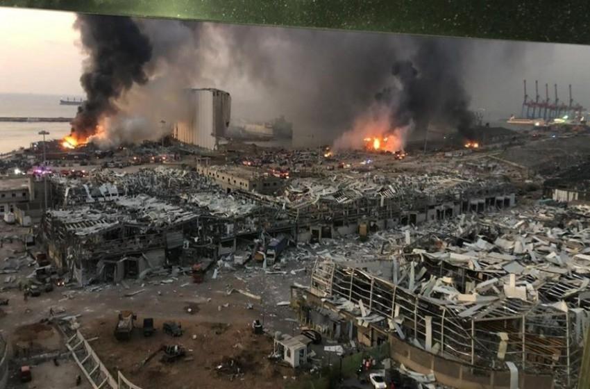 محلل إسرائيلي: هكذا ستؤثر كارثة مرفأ بيروت على إسرائيل